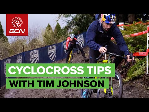 How To Ride In The Mud   Pro Cyclocross Tips With Tim Johnson