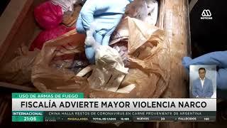 Reportaje | Advierten alarmante alza del narcotráfico en el país