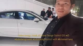 Dubai Design Week   12-17 Nov 2018. Dubai Design Week is the region
