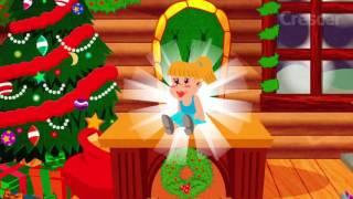 Crescer – Uma mensagem do Papai Noel para você - Ana Laura - Fabíola