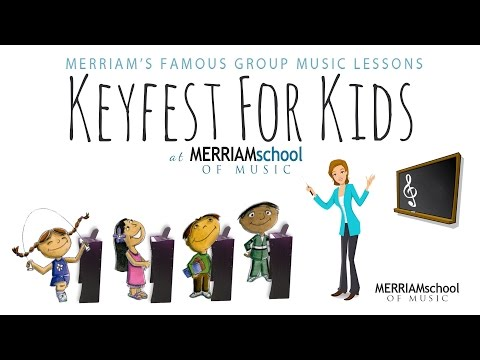 Group Piano Lessons In Vaughan - From Merriam Music