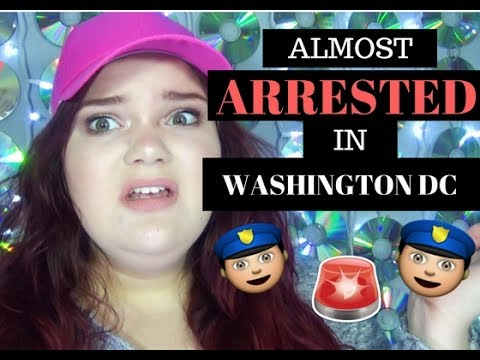STORYTIME: I Was Almost ARRESTED For TOUCHING ART?!!! - WASHINGTON DC SCHOOL TRIP GONE BAD