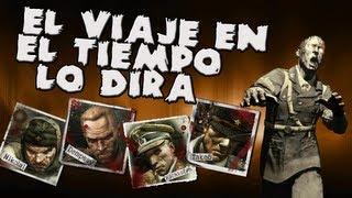 """Black Ops Zombies: Shangri-La-Como obtener el logro de """"El viaje en el tiempo lo dira"""""""