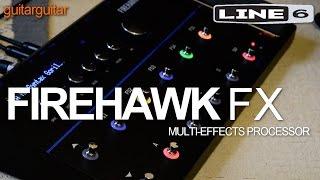 Лінія 6 Firehawk FX з