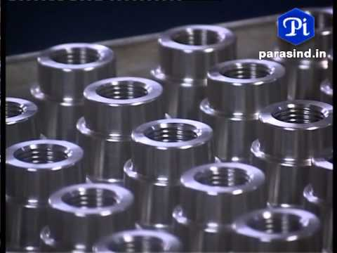 Paras Industries Exporter of Brass Components, Jamnagar, Gujarat, India.