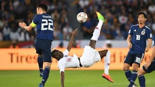 Top 5 asian cup 2019  goal in football