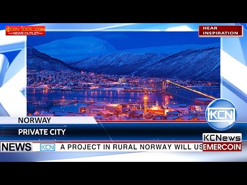 KCN First private city in Norway