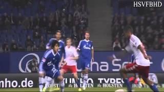 Dennis Aogo Welcome to FC Schalke 04 | ᴴᴰ ( Willkommen auf schalke 04 )