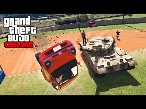 Panto Baseball! || GTA 5 Online || PC