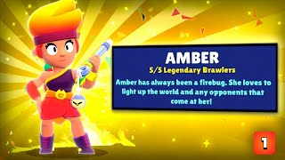 The Easiest Legendary Pull Ever... Unlocking & Maxing Amber!