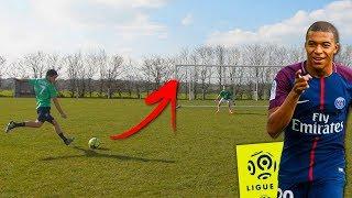LE MBAPPE CHALLENGE ! (Ligue 1 Challenges N°6)