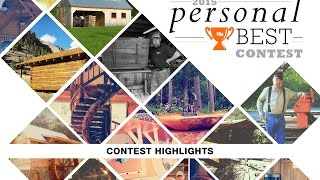 Wood-Mizer 2015 Personal Best Contest Highlights