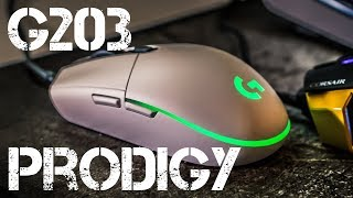 LOGITECH G203 PRODIGY - GAMING MOUSE REVIEW