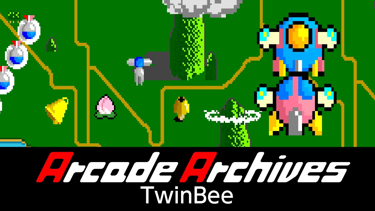 Arcade Archives Twinbee Youtube