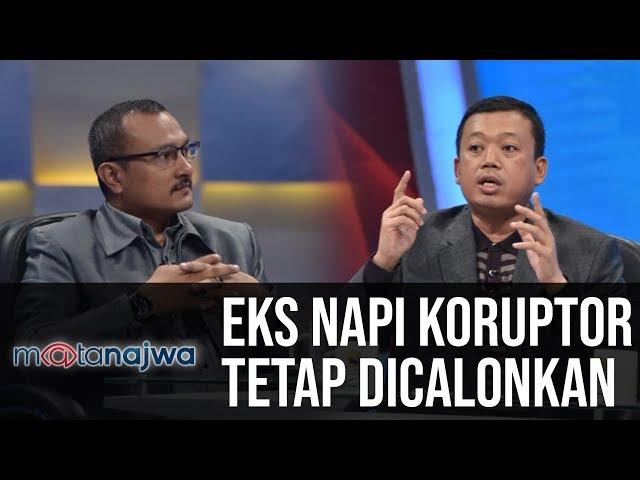 Mata Najwa - Siapa Mau Pilih Koruptor: Golkar & Demokrat Tolak Tarik Caleg Mantan Koruptor Part 3