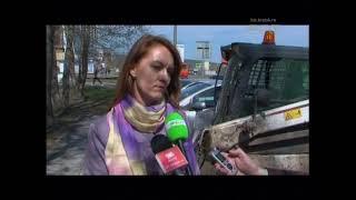 В Братске определены подрядчики, которые приступят к ремонту дорог методом сплошного покрытия