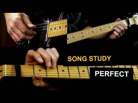 Perfect Ed Sheeran Guitar Tutorial - Solo Included