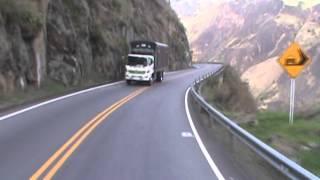 CONCESION RUMICHACA - PASTO - AEROPUERTO: Trayecto N3 Ipiales - Pasto. Parte1: Ipiales - Pedregal 2