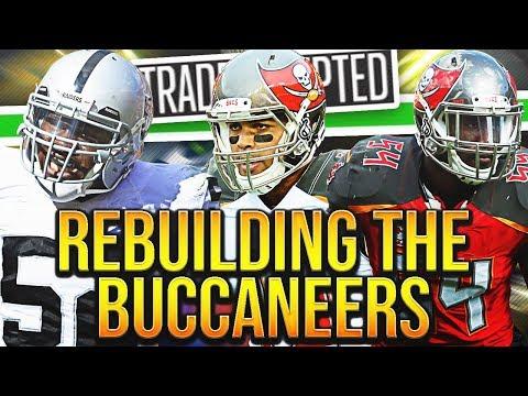 REBUILDING THE TAMPA BAY BUCCANEERS!!