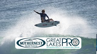 Mothernest Great Lakes Pro - Final Day
