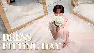 [리노웨딩] 예복&드레스 가봉의 날, 그리고 프…