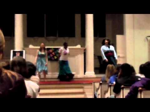Amherst College Lip Sync 2011 - Disney Dating Show