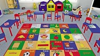 Eğitici Çocuk Oyunu Okul Öncesi Çocuk Oyunu