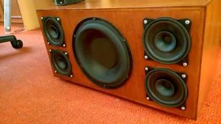 Diy Mini Bluetooth Boombox Bass Test