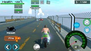 Super Bike Racing Burnout - Gameplay Android game - Super Bike racing games