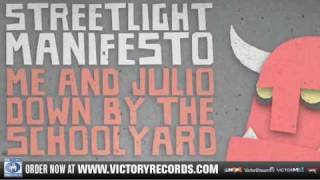 "Streetlight Manifesto ""Me and Julio Down By The School Yard"" (Paul Simon Ska Cover)"