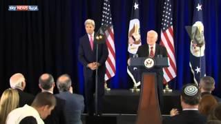 فيديو.. الخارجية الامركية تعرب عن قلقها من تدخل روسي بسوريا