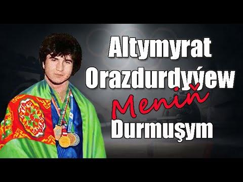 OL BIR LEGEND – ALTYMYRAT ORAZDURDYYEW turkmen sport | Легенда туркменистана Алтымурад Ораздурдыев