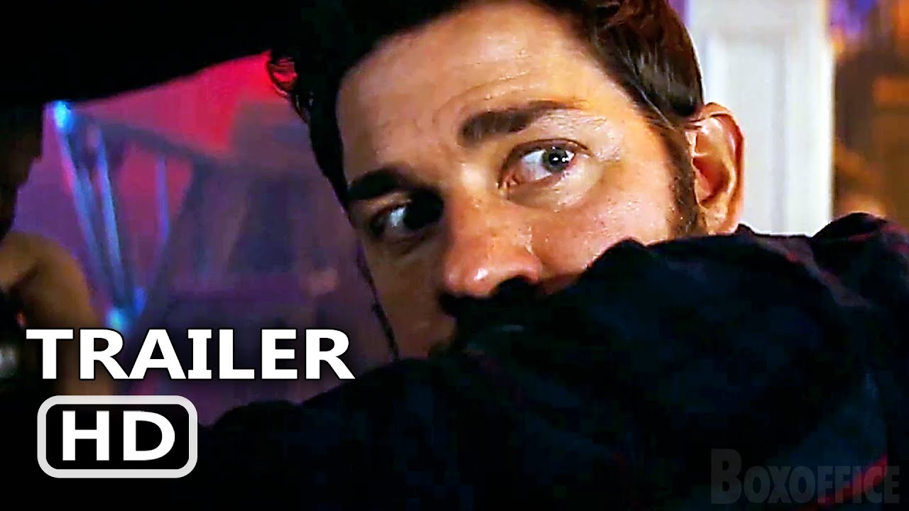 Download A QUIET PLACE 2 Final Trailer EXTENDED (2021)