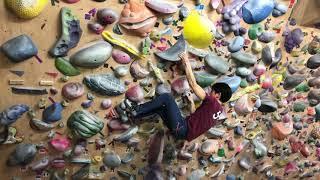 I love bouldering ;) I hope you like it!