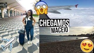 CHEGAMOS MACEIÓ, AEROPORTO, HOTEL, PRAIA ♥ - Bruna Paula