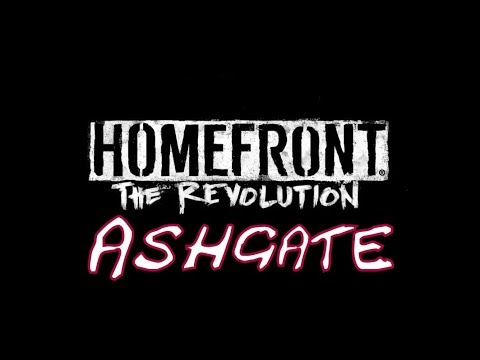 Homefront: The Revolution #17 - Ashgate: Relief Depot / Drone Control (undetected)