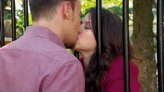 SOY LUNA 3 Maggie und Rey  küssen sich (folge 58) deutsch HD
