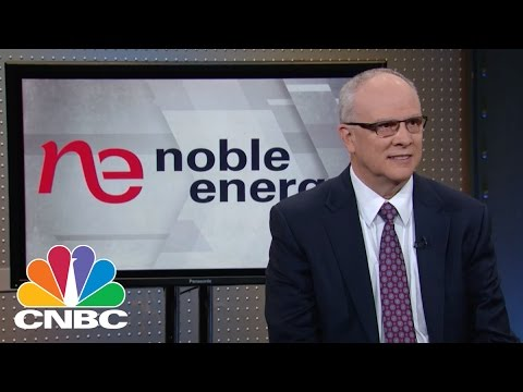 Noble Energy CEO: Cycles of Volatility | Mad Money | CNBC