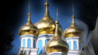 С Наговицын золотом покрыты купола