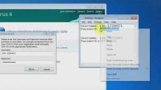 ESET NOD32 Keys Username & Password ( JULY 2010 )