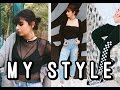 MY STYLE LOOKBOOK | Nikki Sied