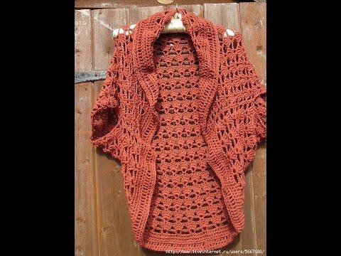 Crochet Patterns| for free |chunky crochet cardigan pattern free ...