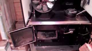 Obadiah's: Installing A Cookstove Safely In Tight Quarters