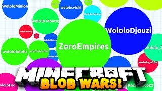 Video AGAR.IO IN MINECRAFT! #1 | (BLOB WARS) w/ PrestonPlayz & Landon download MP3, 3GP, MP4, WEBM, AVI, FLV Oktober 2018