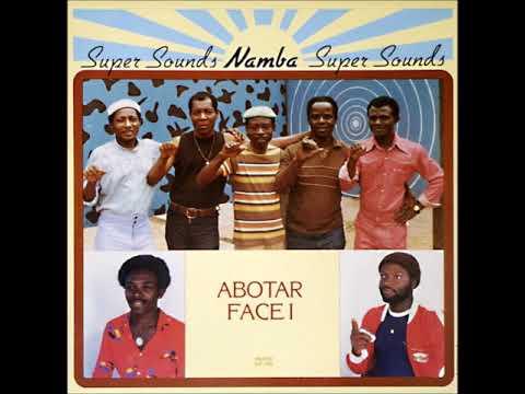 Super Sounds Namba - Who's Free (Ghana 1981)