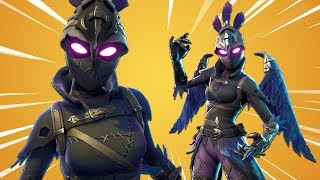 *NEW* LEGENDARY RAVAGE SKIN!! (Fortnite Battle Royale)