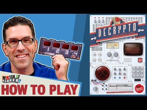 Decrypto - How To Play