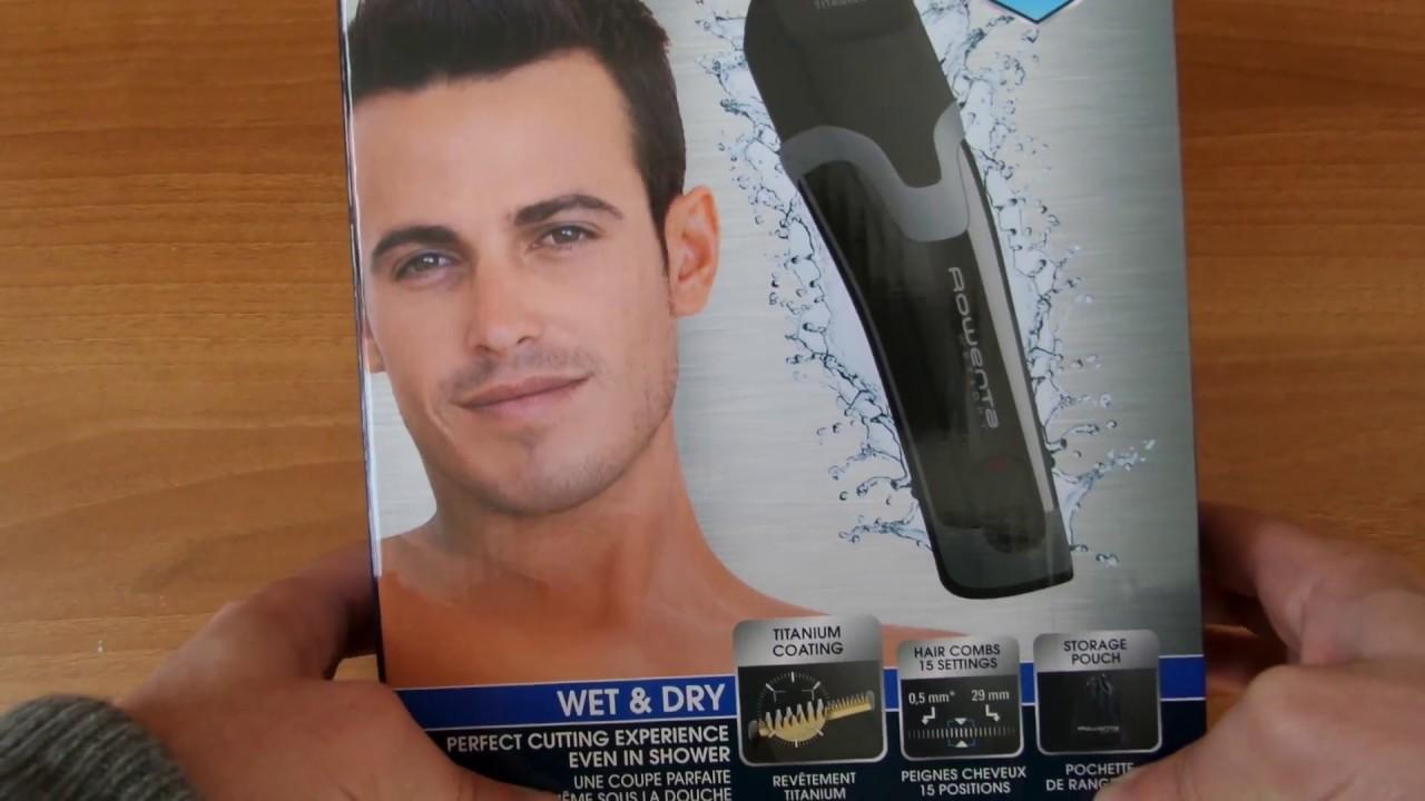 Rowenta TN5100 Wet   Dry - YouTube dc3d8249652