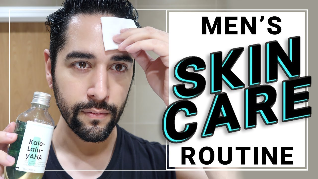 mens combination skin care