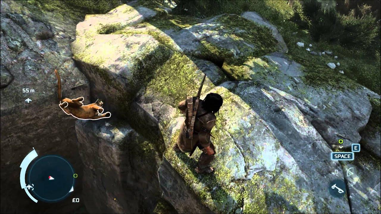 Assassin's Creed 3 Breakdancing Puma